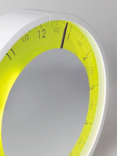 Zegar z Lustrem - Solo Ora Ø 50 cm
