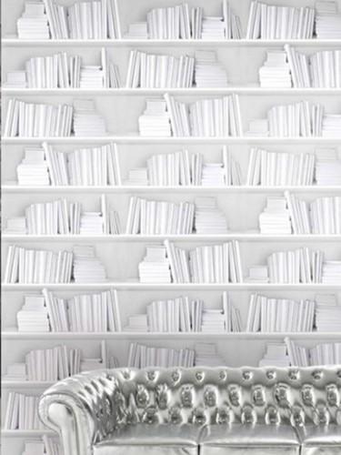 Young & Battaglia - Tapeta książki - Biblioteczka