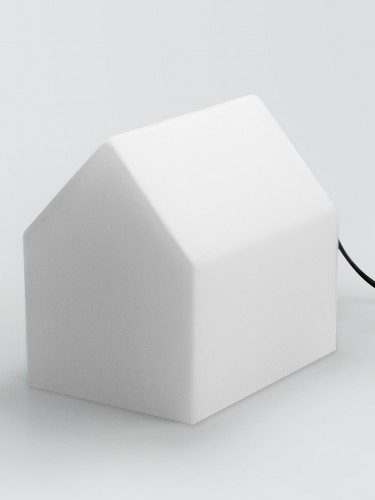 Lampka nocna - podpórka do książek