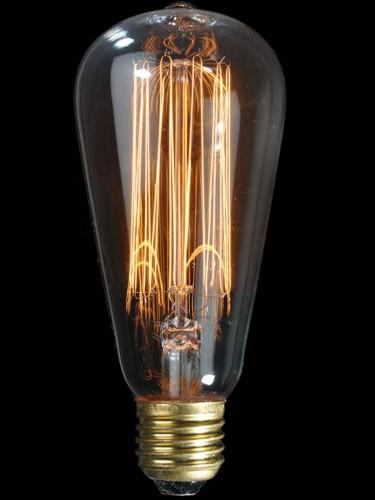Żarówka Edison Retro E27 60W