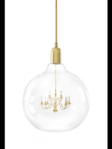 Duża Lampa King Edison Grande