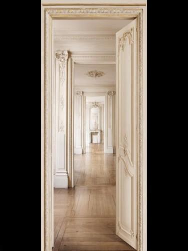 Dekoracja Velvet Decor Haussmann Style Perspective L