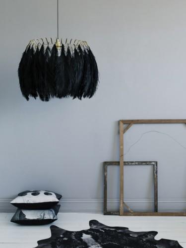 Mineheart - Lampa z piór