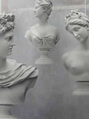 Mineheart - Lampa rzeźba - Muse