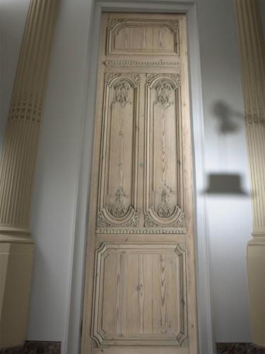Tapeta panel ścienny - Louis XV Raw Pine
