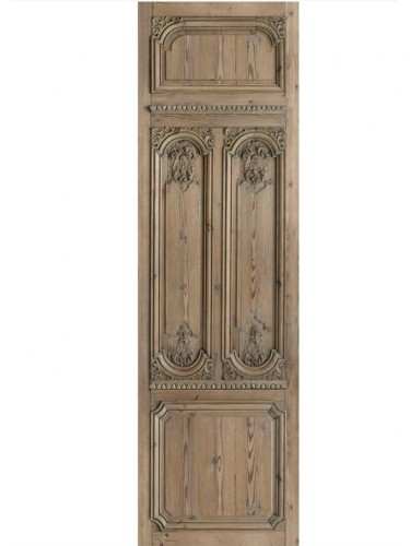 Tapeta panel ścienny - Louis XV Raw Pine