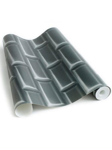 Tapeta ścienna w płytki ceramiczne - Koziel