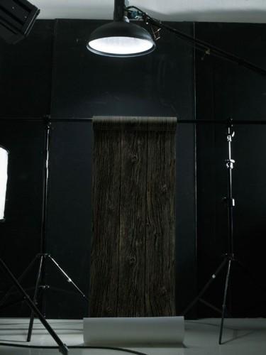 Christophe Koziel – Tapeta – Czarne deski 10m