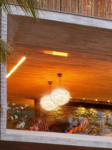 Eos - Lampa z piór