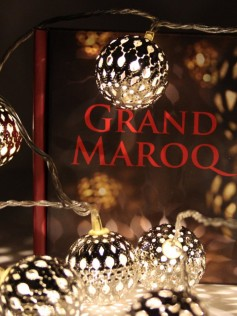 Sznur marokańskich lampek - Grand Maroq