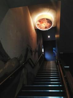 Wisząca lampa – Sykstyńska