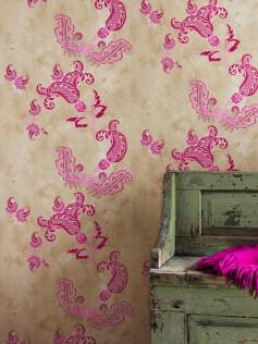 Barneby Gates - Tapety ścienne - Orientalne wzory