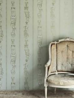 Barneby Gates - Tapety ścienne - Krzesła