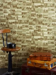 Barneby Gates - Tapety ścienne - Stare fotografie