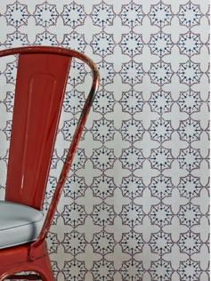 Barneby Gates - Tapety ścienne - Anchor Tile