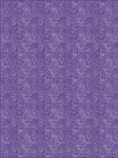 Designerski dywan do salonu  - Amethyst Damask