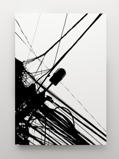 Duży obraz na płótnie  – Monochrome 140x200
