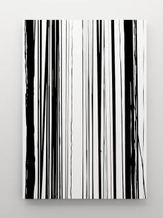 Duży obraz na płótnie  – Paski 140x200