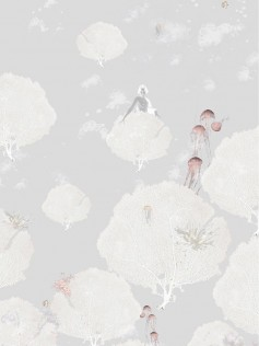 Elli Popp - Tapeta ścienna w meduzy - Calypso's cove