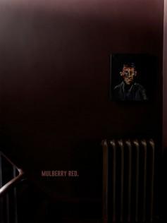 Abigail Ahern - Farba ścienna - Mulberry Red