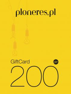 Gift Card 200 zł