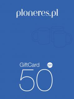 Gift Card 50 zł