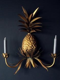 Kinkiety ścienne - Atelier Abigail Ahern - Ananas