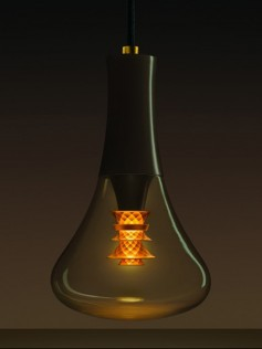 Nowoczesna Lampa Plumen 003
