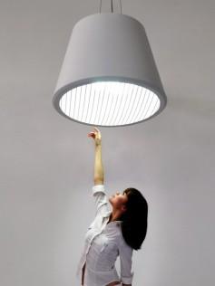 Duża lampa industrialna - Innermost - Fillet