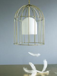 Mineheart - Lampa -  Klatka dla ptaków