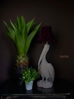 Abigail Ahern - Farba ścienna - Damson