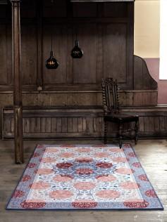 Designerski dywan z nadrukiem - Princely Purple