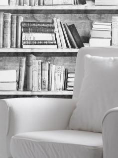 Tapeta ścienna - Biblioteczka - Photocopy