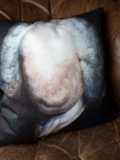 Czad Wys - Poduszki dekoracyjne - Lord White