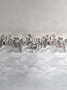Mineheart - Tapeta ścienna - Chmury