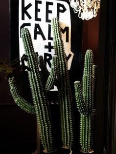 Abigail Ahern - Sztuczny kaktus - Arizona 130cm