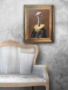 Biała Sofa Ludwik XVI