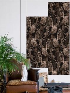 Surfacephilia - Tapety ścienne - Sowy 10m