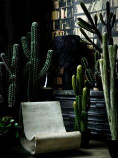 Abigail Ahern - Sztuczny kaktus - Arizona 180cm