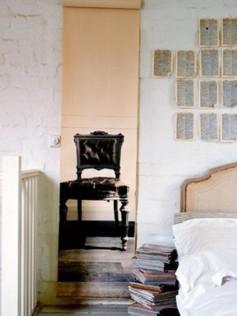 Tapety trompe l'oeil - Cho Cho Chair