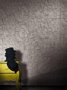 Tapeta Koziel - Kamienna ściana 10m