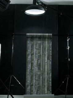 Tapeta łupek elewacyjny - grafitowa 10m