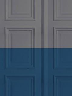 Tapeta Mineheart - Panele ścienne - Grey/Marine