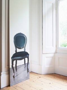 Nowoczesne tapety - Salon Chair