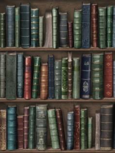 Koziel - Tapeta książki - Oxford