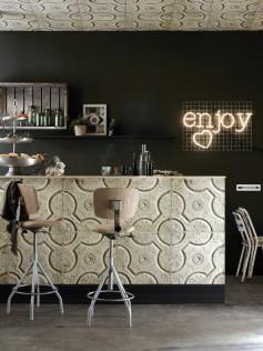 Ceramiczne tapety - Antique Tin Tiles