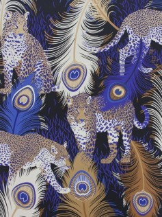 Tapeta Matthew Williamson - Leopardo 10m